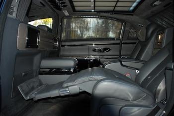 Аренда автомобиля Maybach 62 с водителем 1