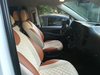 Аренда автомобиля Mercedes Vito  с водителем 4