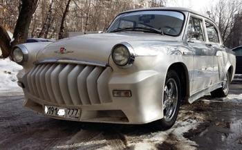 Аренда автомобиля Газ 21 (Волга)  с водителем 5