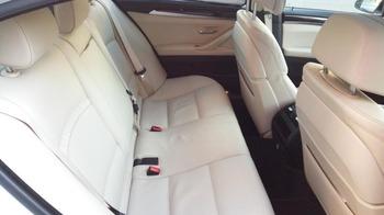 Аренда автомобиля BMW-5  с водителем 7