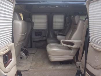 Аренда автомобиля Chevrolet Express с водителем 0