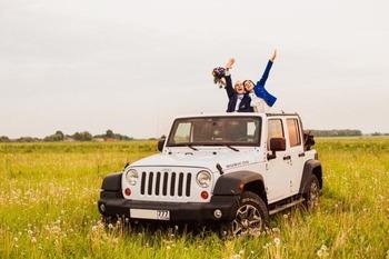 Аренда автомобиля Jeep Wrangler с водителем 10