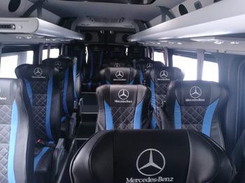 Аренда автомобиля Мерседес Спринтер VIP (19 мест) с водителем 0