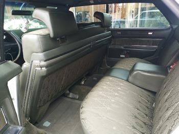 Аренда автомобиля Cadillac Deville с водителем 5