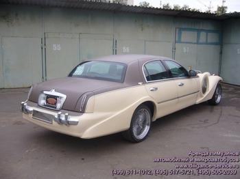 Аренда автомобиля Excalibur  с водителем 0
