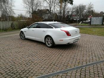 Аренда автомобиля Jaguar XJ  с водителем 1