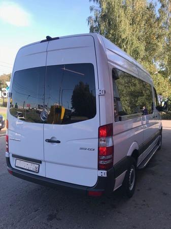 Аренда автомобиля Мерседес Спринтер VIP   с водителем 0