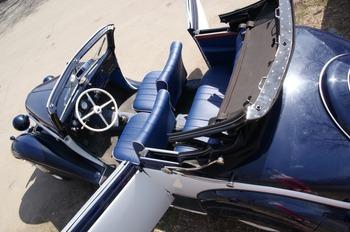 Аренда автомобиля BMW 326 Кабриолет с водителем 2