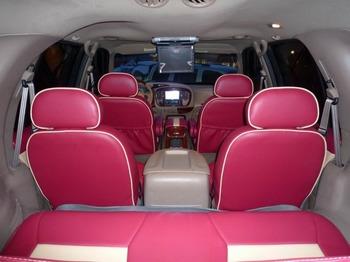 Аренда автомобиля Lincoln Navigator с водителем 1
