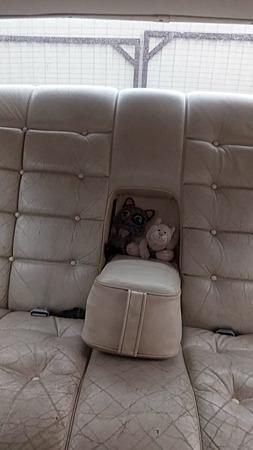 Аренда автомобиля   Lincoln Mark IV купе с водителем 2