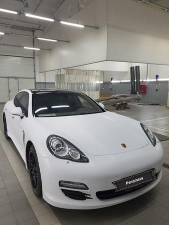 Аренда автомобиля Porsche Panamera  с водителем