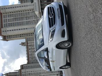 Аренда автомобиля Мерседес V-класс (белый) с водителем 0