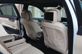 Аренда автомобиля Меrcedes  S221 Long AMG с водителем 3