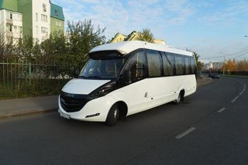 Аренда автомобиля Foxbus  с водителем