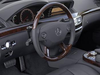 Аренда автомобиля Mercedes  S-class (W221)  с водителем 8