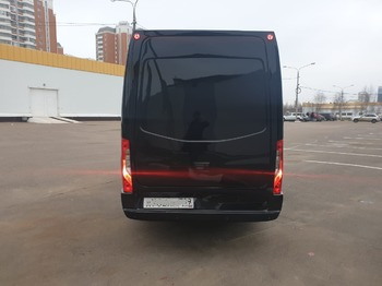 Аренда автомобиля Мерседес Спринтер VIP 8 мест с водителем 0