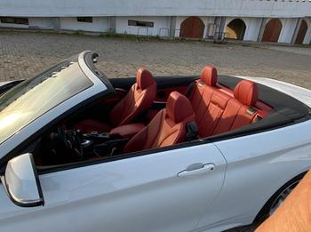 Аренда автомобиля Кабриолет BMW 320 с водителем 5