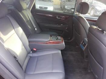Аренда автомобиля Hyundai Equus с водителем 0