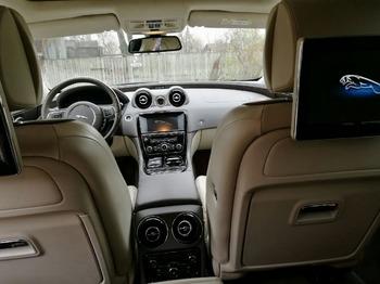Аренда автомобиля Jaguar XJ  с водителем 0