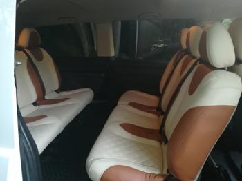 Аренда автомобиля Mercedes Vito  с водителем 3