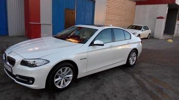 Аренда автомобиля BMW-5  с водителем