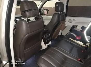 Аренда автомобиля Range Rover с водителем 1