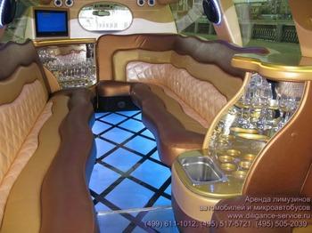 Аренда автомобиля Infiniti QX56  с водителем 7