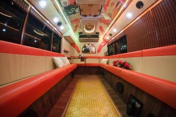 Аренда автомобиля Ford Partybus (18 мест) с водителем 4