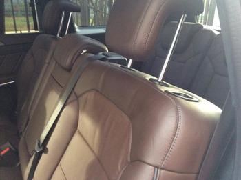 Аренда автомобиля Mercedes GL 500  с водителем 0