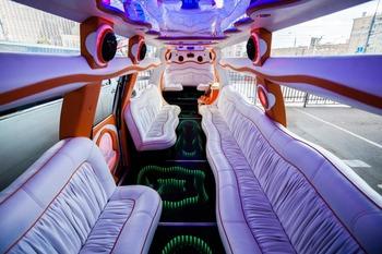 Аренда автомобиля Cadillac Escalade  с водителем 5