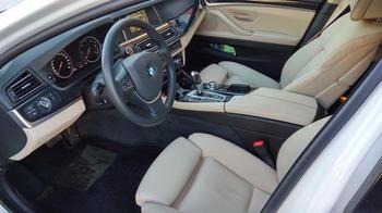 Аренда автомобиля BMW-5  с водителем 3