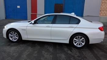 Аренда автомобиля BMW-5  с водителем 8