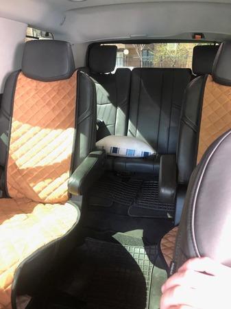 Аренда автомобиля Cadillac Escalade 4 с водителем 0