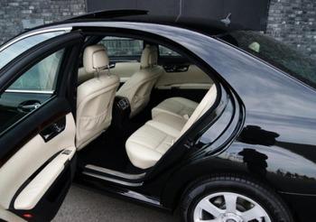 Аренда автомобиля Mercedes  S-class (W221)  с водителем 5