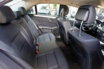Аренда автомобиля Mercedes-Benz E 212  с водителем 2