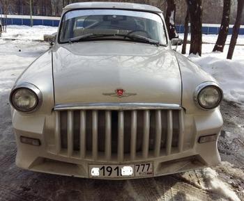 Аренда автомобиля Газ 21 (Волга)  с водителем 6