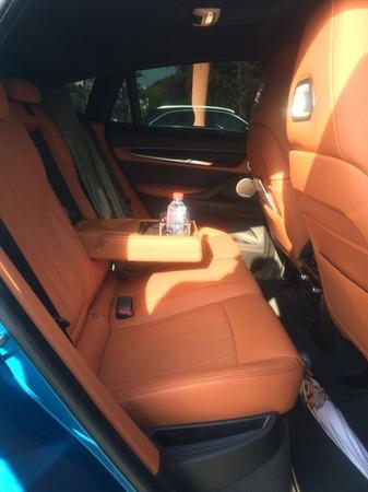 Аренда автомобиля BMW X6 с водителем 0