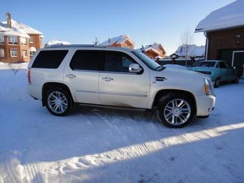 Аренда автомобиля Cadillac Escalade 3 с водителем 6