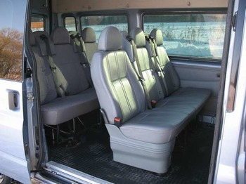 Аренда автомобиля Форд Транзит [156] с водителем 3