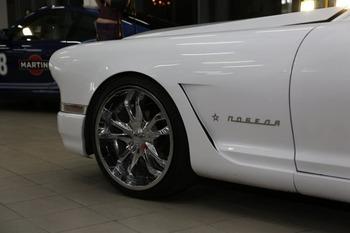 Аренда автомобиля Победа (Репликар) белая с водителем 3