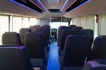 Аренда автомобиля Foxbus  с водителем 4
