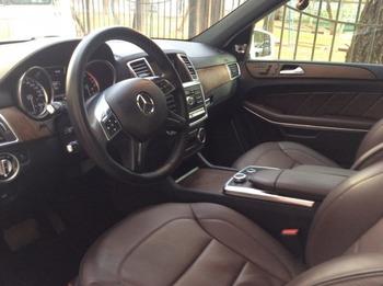 Аренда автомобиля Mercedes GL 500  с водителем 4