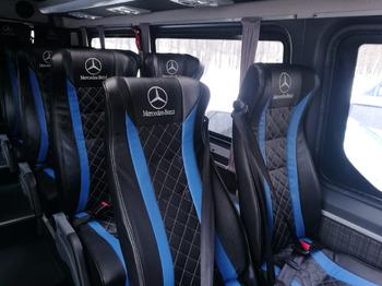 Аренда автомобиля Мерседес Спринтер VIP (19 мест) с водителем 1