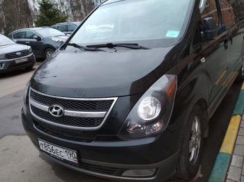 Аренда автомобиля Hyundai Grand Starex 10 мест с водителем