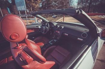 Аренда автомобиля Audi A3 с водителем 2