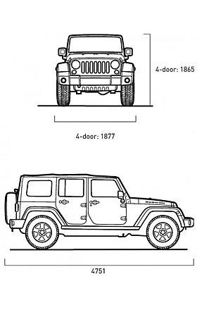 Аренда автомобиля Jeep Wrangler с водителем 0