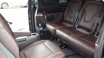 Аренда автомобиля Mercedes V-class  с водителем 2