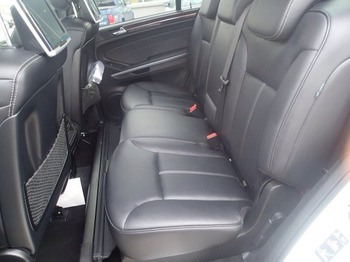 Аренда автомобиля Мерседес GL (белый) с водителем 1
