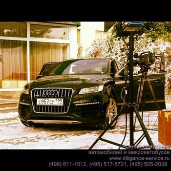 Аренда автомобиля Audi Q7  с водителем 0