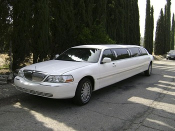 Аренда автомобиля Lincoln Town Car  с водителем